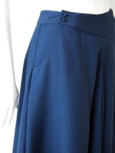 Adjustable cowl skirt